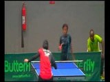 Nigeria Open 2014 Challenge; Abdel-Aziz Farah EGY vs Ogundele Rasheedat NGR (Women Qualifiers)