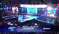 Australian Idol 5 - Matt Corby Top 11 Performance
