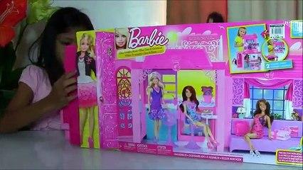 Барби Клодин Куклы глэм высокая дом Смешивание монстр отпуск волк паники