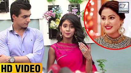 Naira Talks About Akshara After Marriage | Ye Rishta Kya Kehlata hai