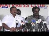 DMK candidates threatening says Chennai  independent candidates