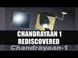 NASA scientists detects Chandrayaan 1 spacecraft orbiting the moon | Oneindia News