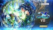 『イースVIII -Lacrimosa of DANA-』最速体験版(Ys VIII -Lacrimosa of DANA) PS4 Demo-1