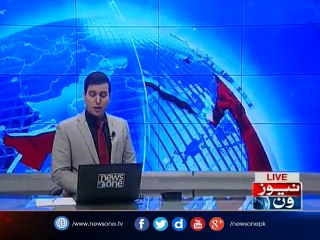 NewsONE Headlines 10AM| 25-March-2017