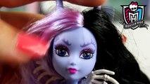 Pyxis Prepstockings & Aery Evenfall - Fright-Mares - Monster High - Mattel - World Toys
