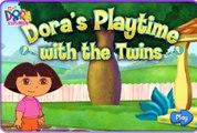 Dora The Explorer - Doras Babysitting Game - Dora Games