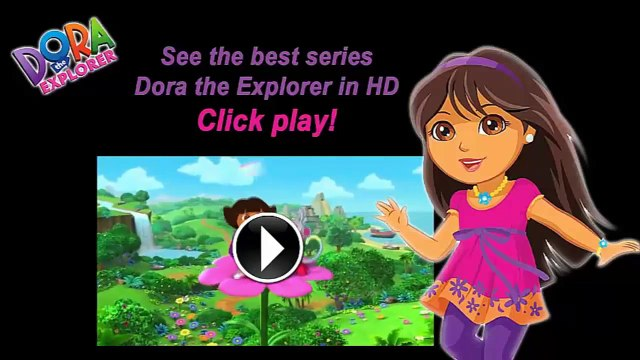 Dora the Explorer S3E21 Boots Cuddly Dinosaur