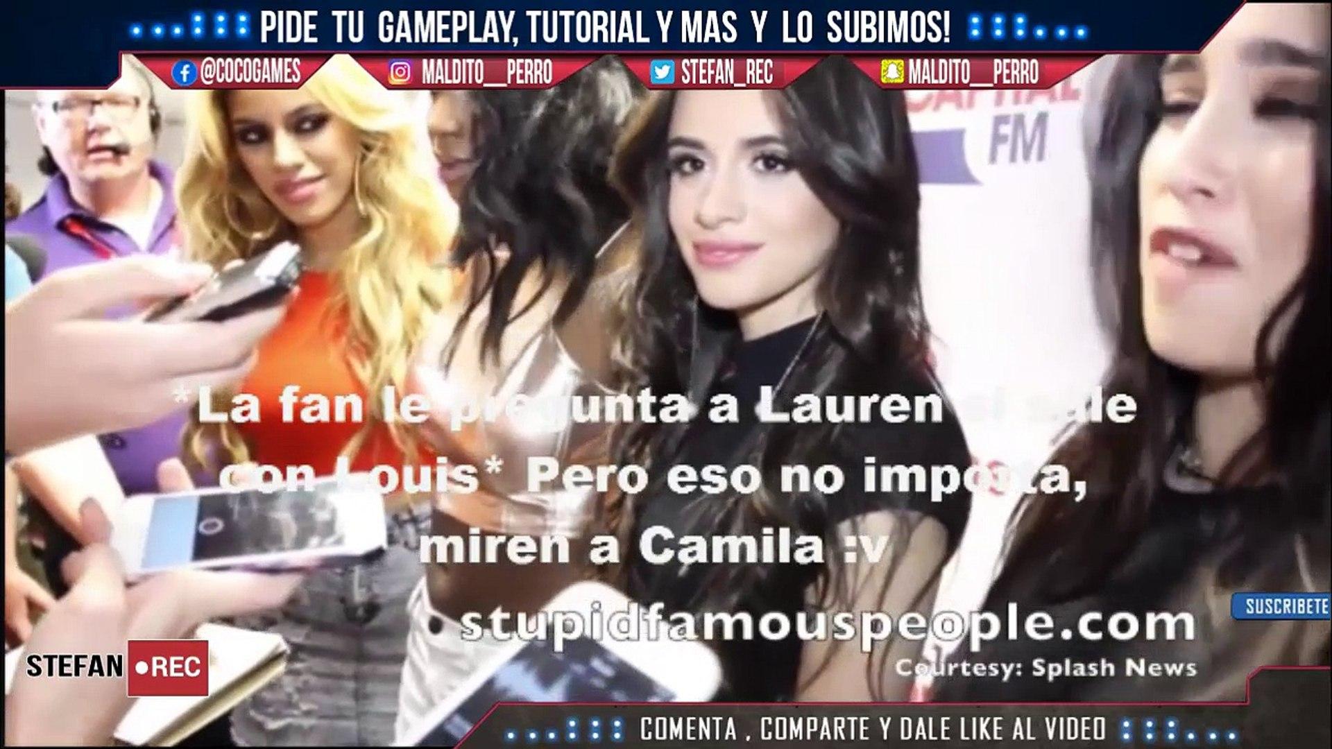 Lauren Jauregui Desnuda Camila Cabello J Balvin Y Pitbull Entrevist
