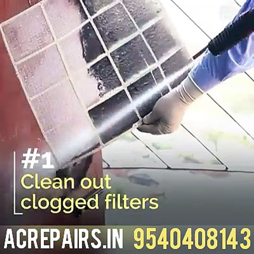 AC Repair in Delhi | AC Repair in Gurgaon | AC Repair in Noida - 9540408143