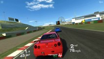 NISSAN SKYLINE GT-R V-SPEC (R34) TUNING - REAL RACING 3 - ANDROID GAMEPLAY HD