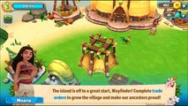 Moana Island Life Android Gameplay ● Disney Action & Adventure Island Simulation Game For