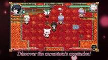 Touhou Genso Wanderer - Bande-annonce de lancement
