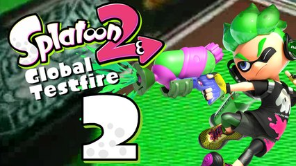 Lets Play - Splatoon 2 Global Testfire [02] Der Spaß hört nicht auf