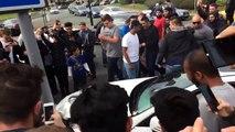 ★ Gumball 3000 Drift Crash Fail | Mercedes Benz C63 AMG + Jaguar XFR-S | ★