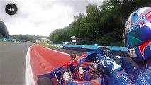 Kart Crash & Minibike Fails Compilation 2016 I Best Of British Karting Championship Racing