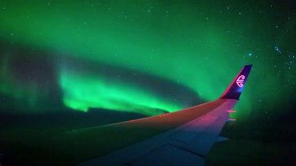 Prendre l'avion juste pour observer les aurores australes