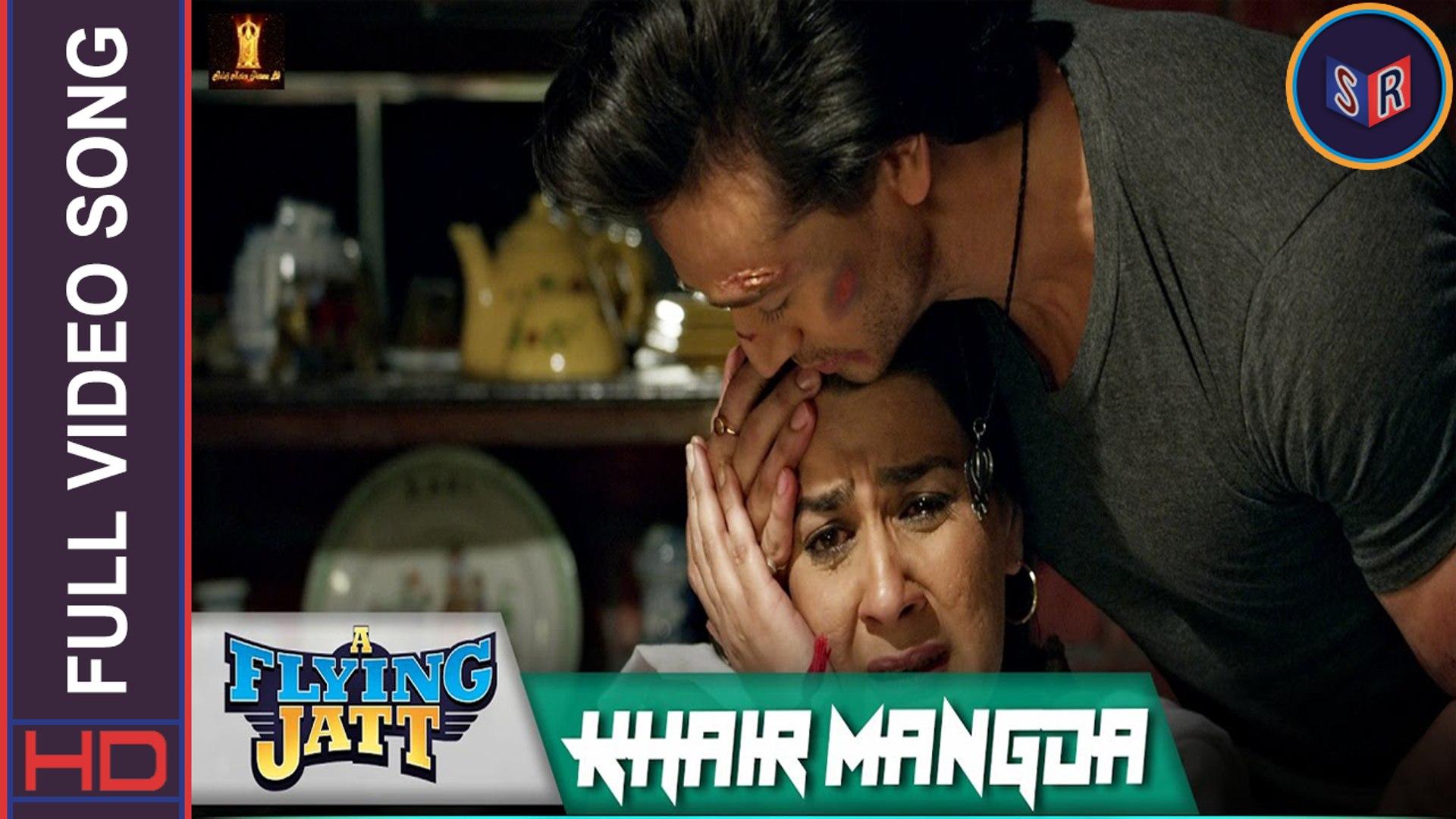 Khair Mangda - [Title Track] [Full Video Song] – A Flying Jatt [2016] Song  By Atif Aslam FT  Tiger Shroff & Jacqueline Fernandez [FULL HD]