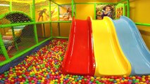 100 Playground Fun,Ball Pit Fun,Slide,Plastic Ball,Inflatable Bouncy Castle,100 Plac Zabaw