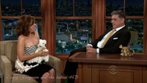 Alyssa Milano - The Late Late Show with Craig Ferguson