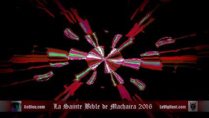 La Sainte Bible de Machaira 2016 - Apocalypse 16 - LeVigilant.com