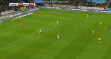 Marcus Berg Incredible Chance HD - Sweden vs Belarus - 25.03.2017 HD