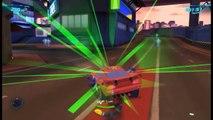 Flash McQueen Fait la course avec Martin et ses amis ✪ Cars 2 Le film inspire le Jeu Vidéo