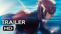 JUSTICE LEAGUE Official Trailer #2 (2017) Zack Snyder, Ben Affleck, Gal Gadot DCEU Superhero Movie