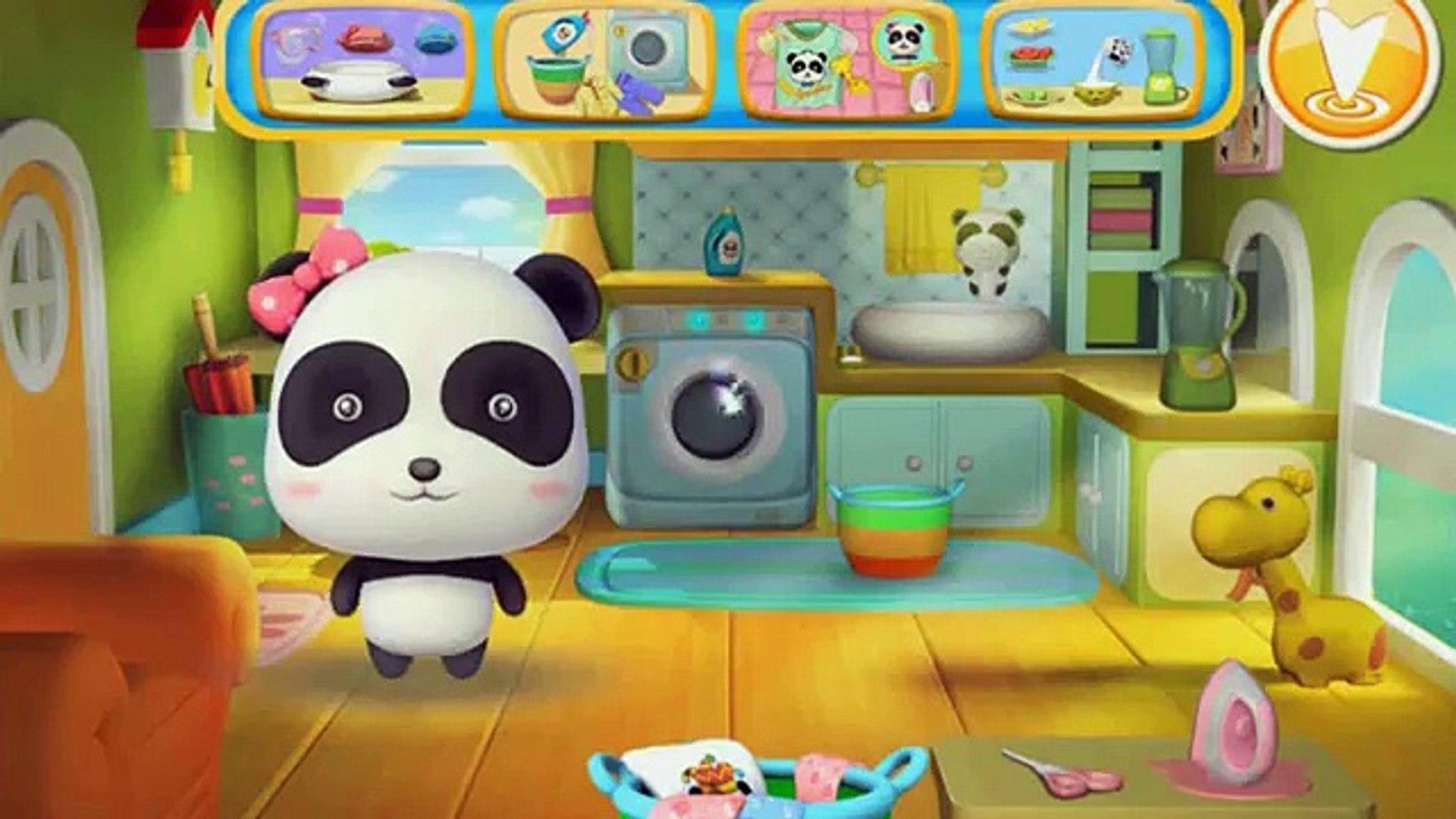 Giorno di bucato cartoni animati educativi per bambini piccoli