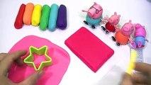 Узнайте цвета с играть доч лед крем лапа патруль Пеппа свинья и Творческий для Дети