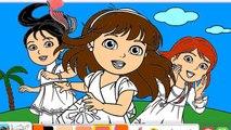 Dora and Friends disegni da colorare per bambini - Video divertenti ed educativi