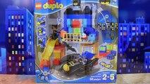 Duplo Lego Batcave Adventure Batman and Superman Jail Catwoman and Batmans Twin Clark Ken