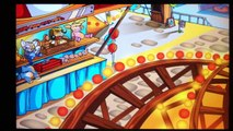 Nutty Fluffies Rollercoaster iOS / Android Gameplay Trailer HD
