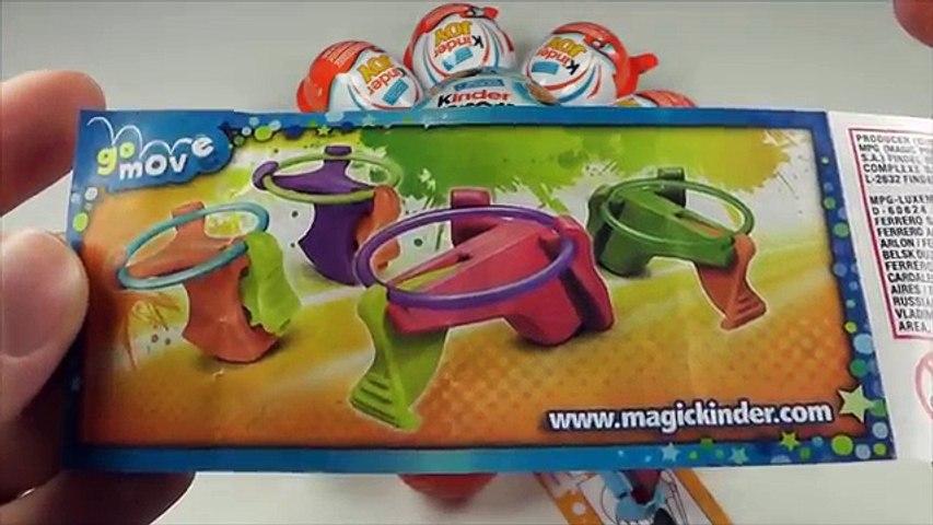 Яйца радость Добрее макси Новые функции сюрприз распаковка 6 5 surpri