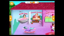 Best Games for Kids - Sweet Baby Girl Daycare 4 - Babysitting Fun iPad Gameplay HD