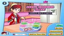 Saras Cooking Class: Sweet Rice Cakes - Cooking Games: Saras Cooking Class: Sweet Rice C