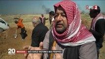 Irak : des civils victimes des frappes aériennes à Mossoul