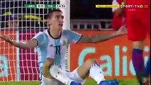 Argentina 1-0 Chile Eliminatorias Russia 2018 _ Gol de Lionel Messi 2017