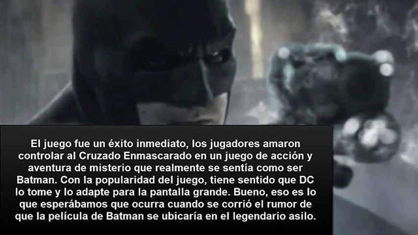 Бэтмен нападение на ябеда Заглядывать