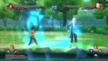 Hanabi Hyuga GAMEPLAY! - ONLINE Player Match (HYUGA SQUAD!) | Naruto Ultimate Ninja Storm
