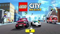 LEGO CITY MY CITY 2 Français Nouveau jeu # 1 Construire sa propre ville LEGO! Joue avec mo