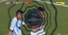 Gustavo Bou Goal HD - Racing Club 2-1 Godoy Cruz 25.03.2017