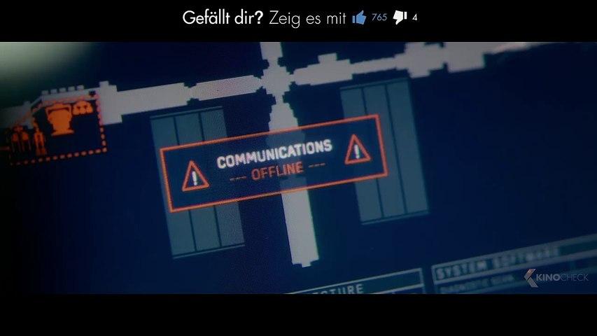 LIFE Exklusiv Red Band Trailer German Deutsch (2017)