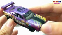 Tomica & Hot Wheels Toy Car | 12 Ford Mustang Vs Fiat 500 | Kids Cars Toys Videos HD Collection