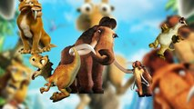 #Ice Age #Finger Family #Nursery Rhymes Lyrics and More