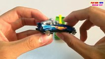 Ice Shredder Vs Hino Truck Tomica Hot Wheels Toys Cars For Children Kids Videos HD Collect
