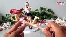 Cute Japanese Toy Girl Super Sonico Toy Ichika Takatsuki Figure Kids Toys Videos HD Collec