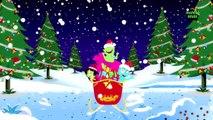 5 Little Elves | Kids Christmas Songs | Santa Claus | Christmas Carol | The Kiboomers