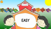 School Subjects Vocabulary - Pattern Practice for ESL and EFL Students - ELF Kids Videos-J0Ji8hXcD44