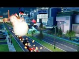SimCity Pack Héros et Méchants Bande Annonce VF
