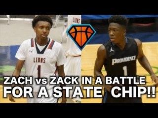 Zach Scott & Zack Bryant GO AT IT In Florida's 4A State Championship!! | WA vs Providence Recap
